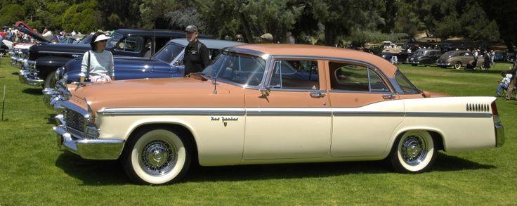 1956 Chrysler New Yorker 4-Door Sedan