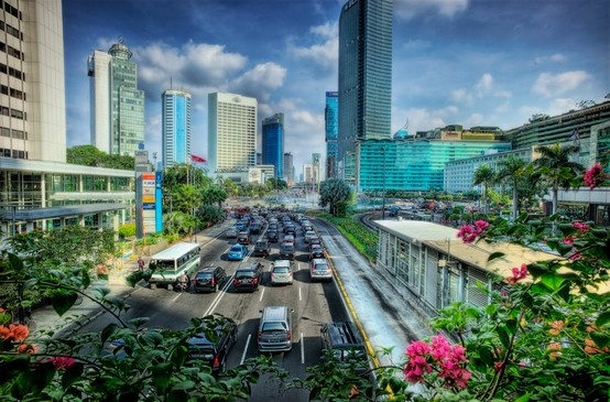 Jakarta City Life