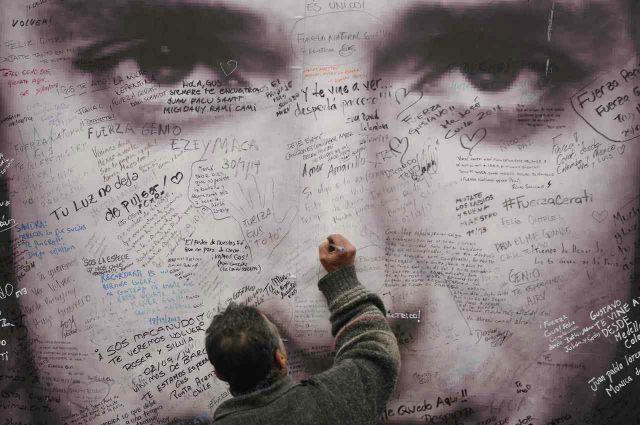 [Fotografías] El adiós a Gustavo Cerati [1959-2014] 640M