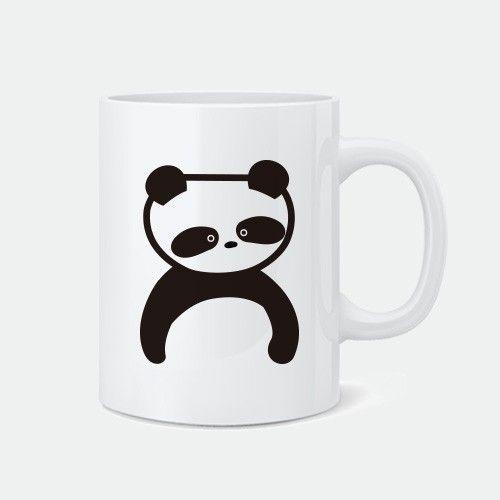 Panda Mug Cup