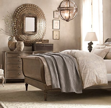 restoration hardware bedroom what a bedroom the mirror especially just makes me want 13064