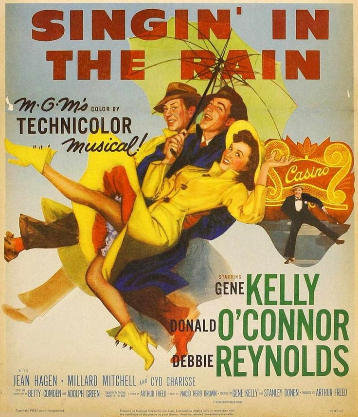 Singing in the Rain Musical Review and Summary at EssayPedia com