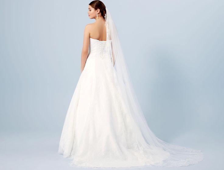 8 best brautkleid images on Pinterest | Bridle dress, Dress wedding ...