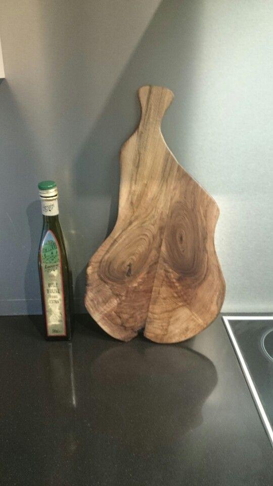 Kaasplank gespiegeld Frans noten