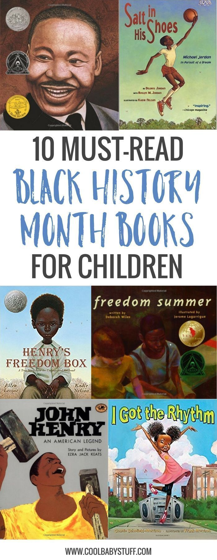 Pin On Learning For Tiny Humans Books to read for black history month