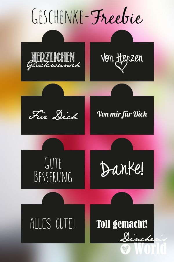 freebie geschenkanhänger auf www.dinchensworld.de