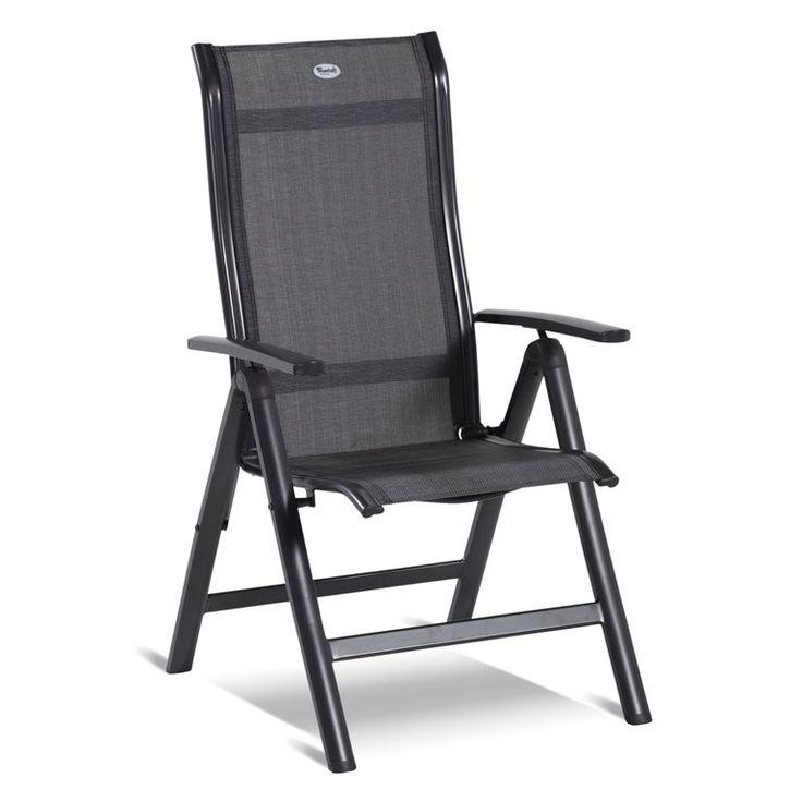 Of je nu wilt dineren of lekker wilt relaxen, in de Hartman Alice Comfort zit je altijd goed! Deze standenstoel heeft een verstelbare rugleuning zodat je heerlijk onderuit kan zakken. De stoel is weerbestendig en onderhoudsvrij, zorgeloos genieten!