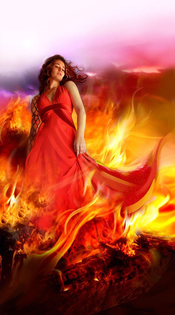 Jon Paul - Within The Flames by Marjorie M. Liu