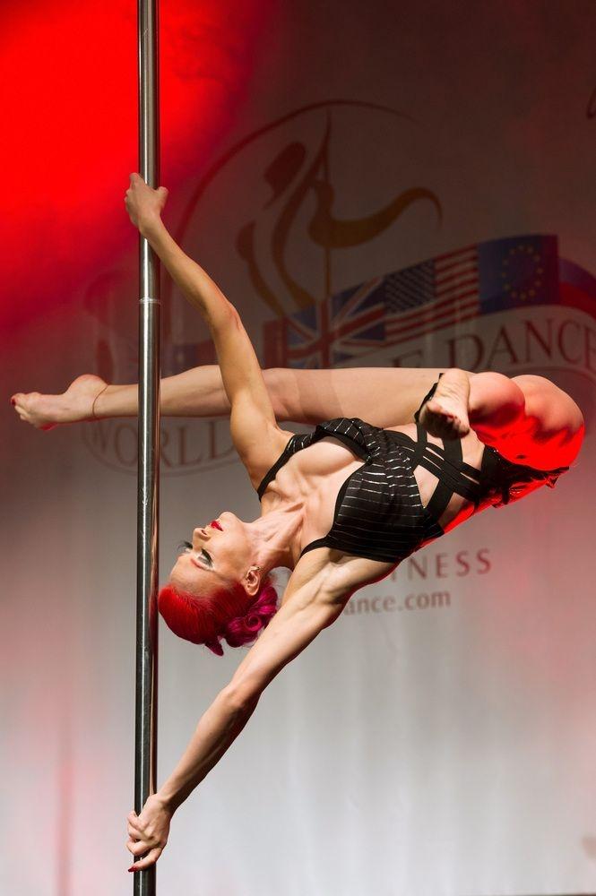sexy nude girls pole dancing