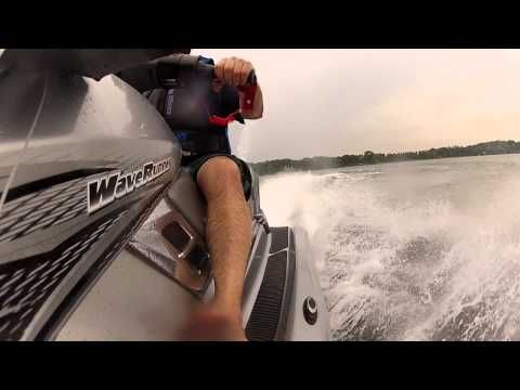 Yamaha Waverunner FX HO Cruiser Ride - YouTube