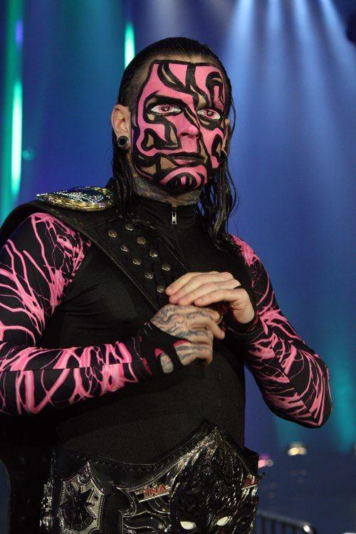 Jeff Hardy TNA Impact Wrestling 3/7/13
