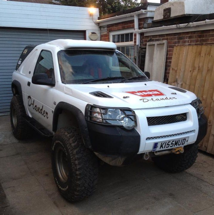 Land Rover Freelander 1: 43 Best Freelander Off Road Images On Pinterest
