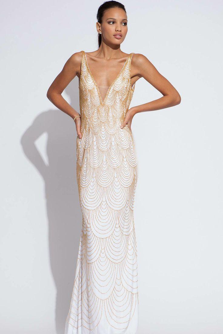 Jovani Gold Gowns – fashion dresses
