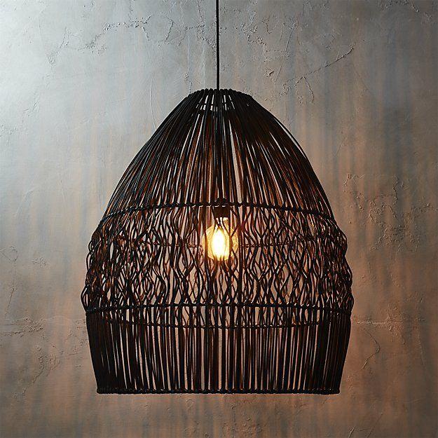 Rattan Light Fixtures: Best 25+ Rattan Pendant Light Ideas On Pinterest