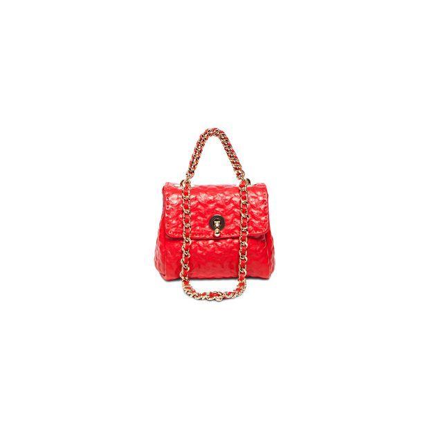 Ermanno Scervino borsa - #bags #red #chain