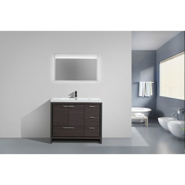 Moreno MOD 42-inch Bathroom Vanity with Drawers