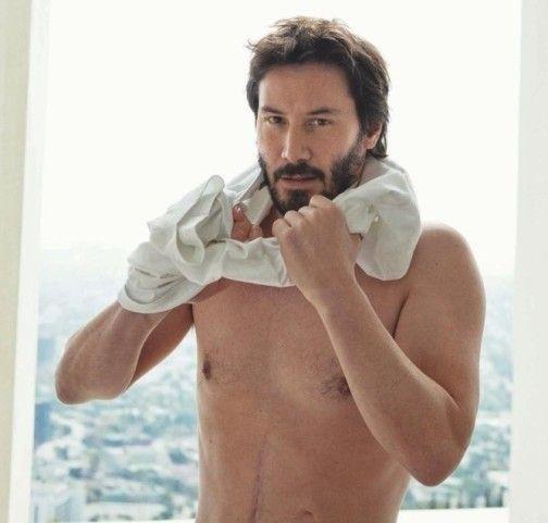 Keanu Reeves - American / Canadian Actor