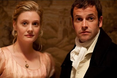 Emma and Mr. Knightly.  One of the best movies every made.  Those Brits know how to make Jane Austen movies!