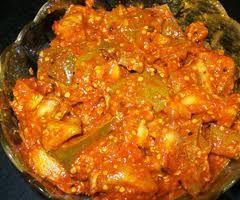 Cape Malay recipe for atjar