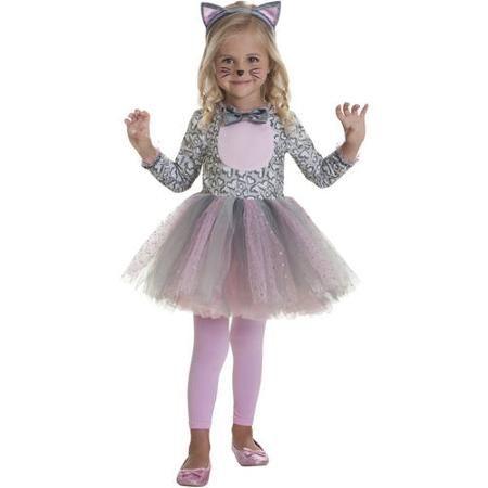 Kitty Cat Cutie Toddler Halloween Costume - Walmart.com