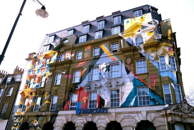 46 best city murals images on pinterest urban art for Common threads mural