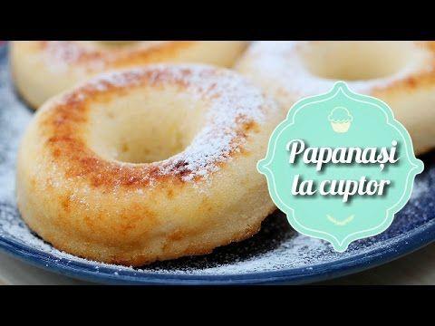Papanasi la cuptor | Bucatar Maniac