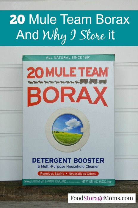 20 Mule Team Borax It 39 S Environmental Friendly Has Zero Toxic Fumes And It 39 S Safe It 39 S 100
