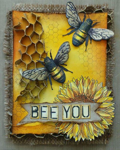 inspirationwordslove:  Bees:  #Bee You. love positive words