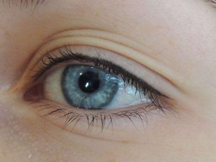 Permanent eyeliner makeup :: one1lady.com :: #makeup #eyes #eyemakeup