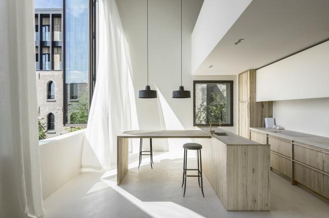 Design Cube Keuken : Arjaan de feyter cube apartment v s keuken pinterest cube
