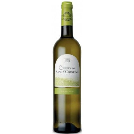 Quinta Santa Cristina Grande Escolha is a white wine, vinificated from a cereful selection of the best grape varieties recommended by the Region Demarcada dos Vinhos Verdes, fermented in controled temperatures, in order to keep and reveal all the fruty aroma of its grape varieties #bossbabe vinhoverde#verdewine#youngwine#minho#SantaCristina#