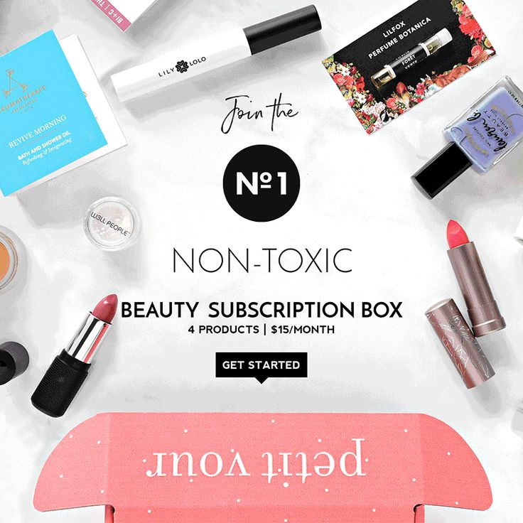AS SEEN IN   THE CRUELTY-FREE BEAUTY BOX Discover your new non-toxic, vegan, and cruelty-free beauty routine with us!   Catering to beauty devotees interested i