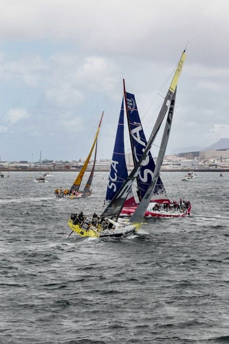 In-Port Race Cape Town