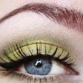 Eye makeup, makeup tips, blue eyes, DIY Makeup, contact lens