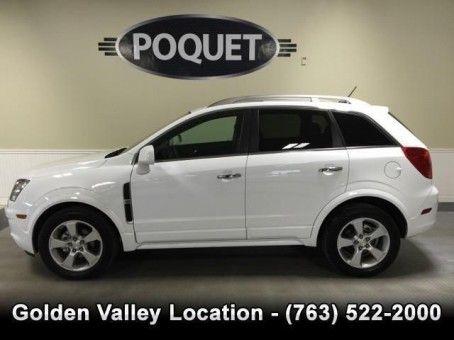 Used-cars-for-sale-in-Minneapolis | 2014 Chevrolet Captiva Sport LTZ | http://minneapoliscarsforsale.com/dealership-car/2014-chevrolet-captiva-sport-ltz-14151