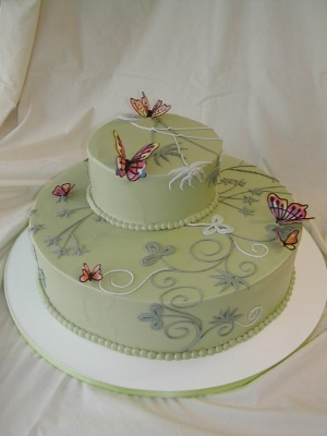 sage green wedding cake 17 best images about green wedding theme on 19616