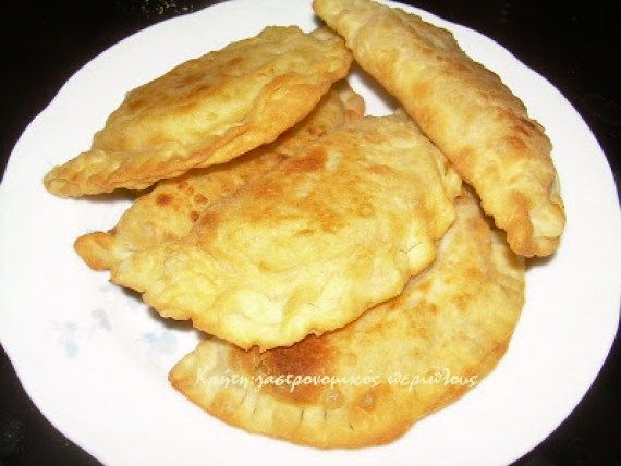 Κρητικές κολοκυθόπιτες τηγανιού με γλυκοκολοκύθα – Κρήτη: Γαστρονομικός Περίπλους