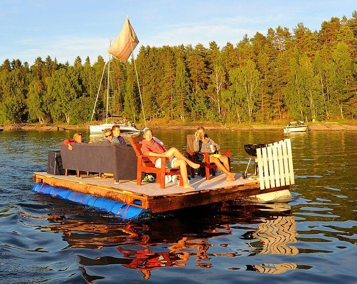Grillboat