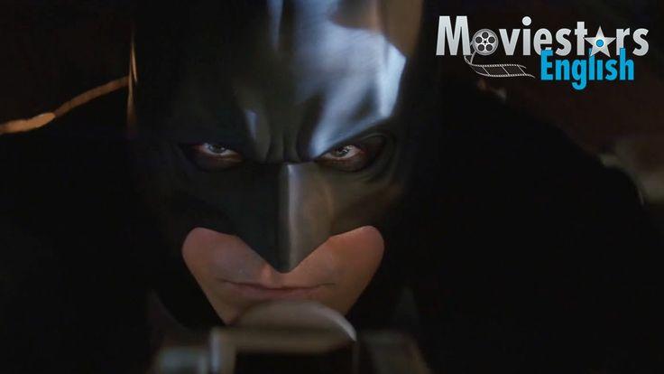 Top 6 Batman Phrasal Verbs - Aprender Inglés con Películas