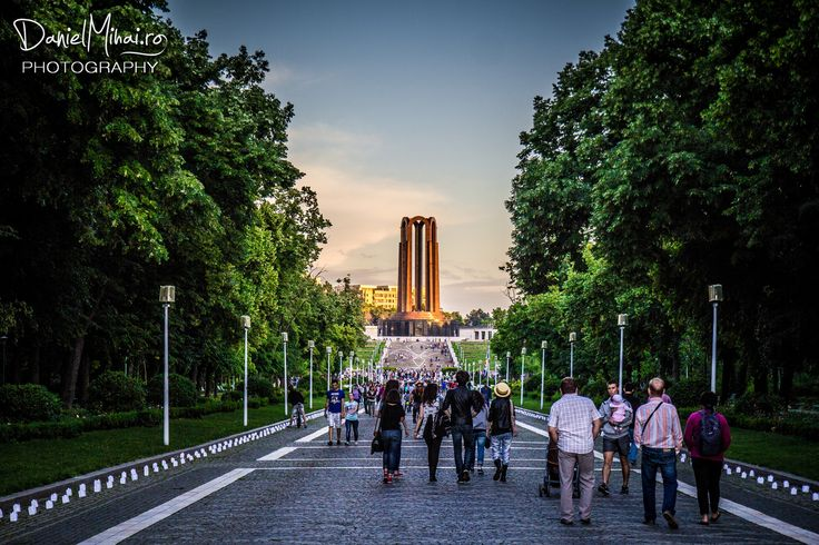 Carol Park , in Bucharest