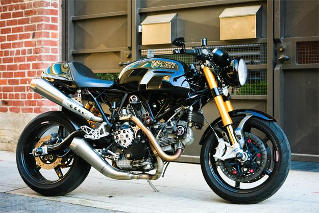 Ducati Sport 1000 custom This would be my bike.... If I wasn't dirt poor... And If I knew how to ride... Lol