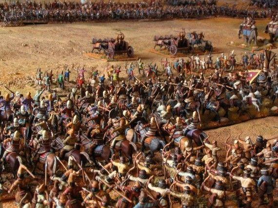 Battle-of-Gaugamela