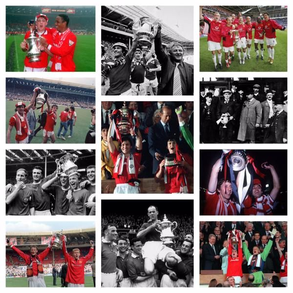 No team has won the FA Cup more times than #mufc #facup