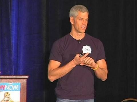 Rip Esselstyn discusses calorie light, nutrient rich, plant-based foods as an alternative to meat, dairy, and processed foods.