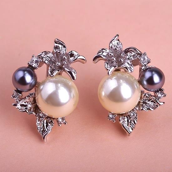 Free Shipping Promotion Joias Ouro 18k Pearl Lily Flower Amethyst Stainless African Wedding Beads Bijoux Brincos Earring Vaz Ugi Great, huh?Visit our store --->  http://www.jewelryabo.com/product/free-shipping-promotion-joias-ouro-18k-pearl-lily-flower-amethyst-stainless-african-wedding-beads-bijoux-brincos-earring-vaz-ugi/ #shop #beauty #Woman's fashion #Products #homemade