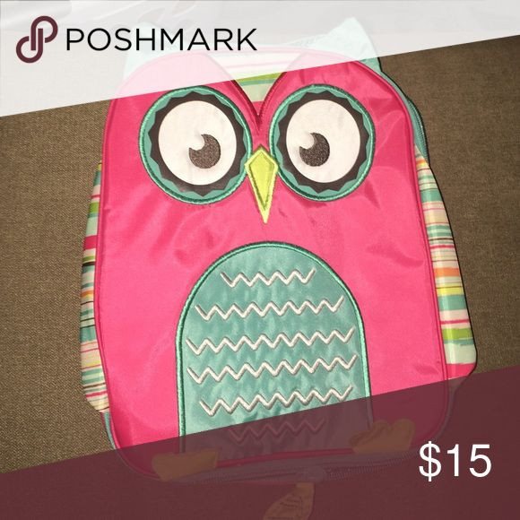 Adorable owl thirty One lunch box! Owl thirty one lunch box never used! Perfect for kids lunches! Bags Mini Bags