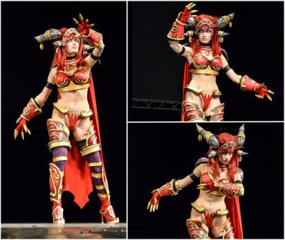 23 best Alexstrasza images on Pinterest   A dragon, Acting and ...