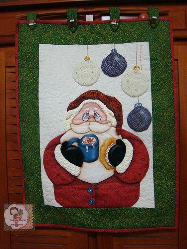 Papa Noel bienvenido