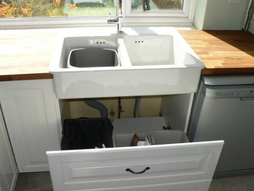 S Small Kitchen Cabinet Single Sink