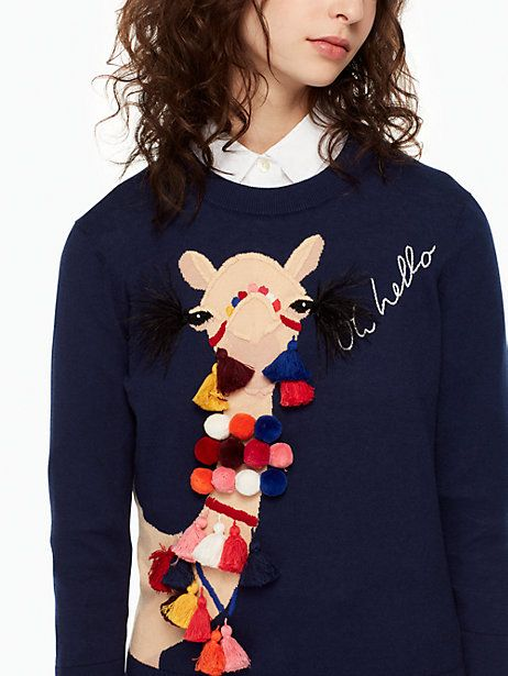 camel sweater | Kate Spade New York